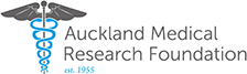 Auckland Medical Research Foundation Logo